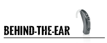 Behind-the-ear hearing protection